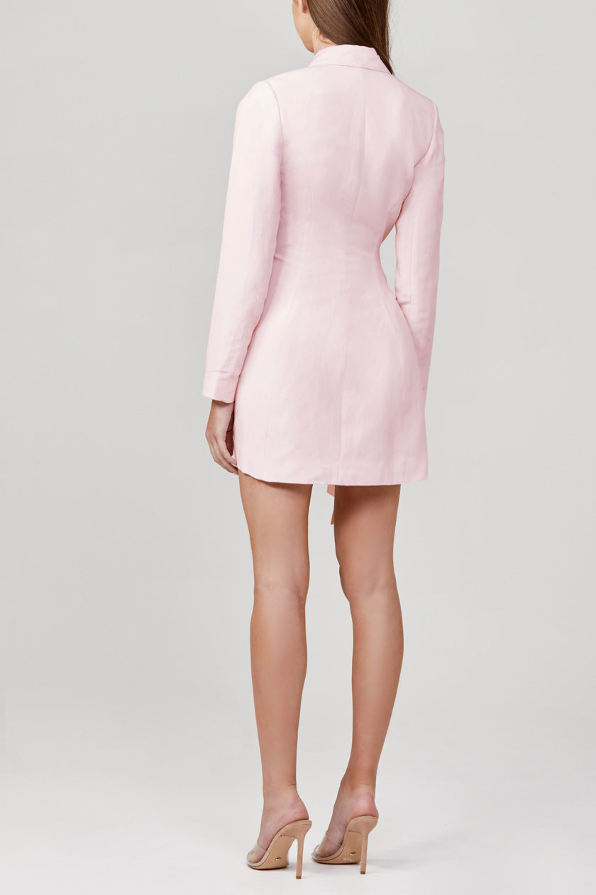 Significant Other Tempo Blazer Dress in Blossom
