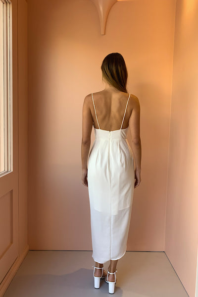 Significant Other Thea Dress in Ivory