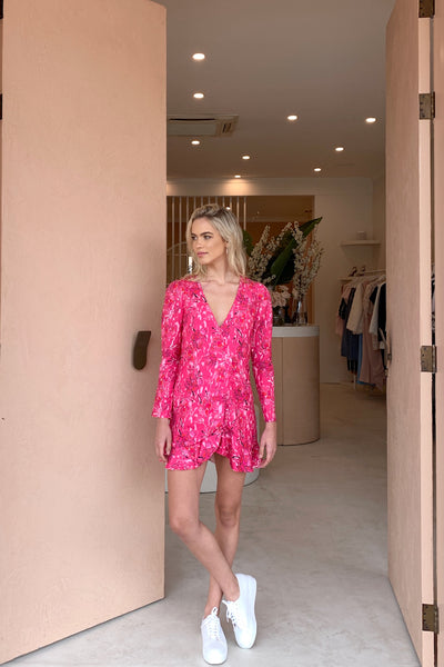 Steele Bahati Mini Dress in Bahati