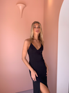 Manning Cartell Facetime Slip Dress in Black