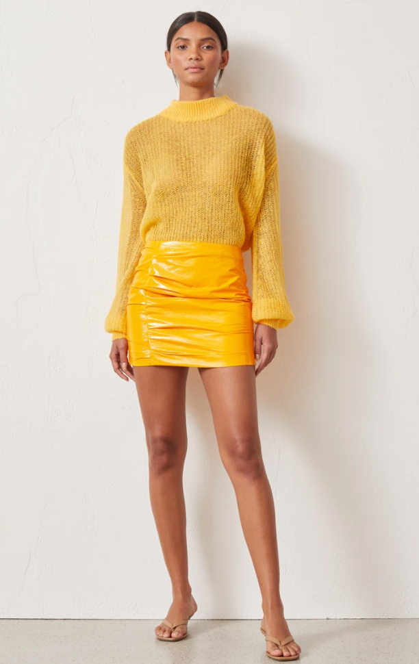 Bec & Bridge Albi Knit Jumper in Sunray