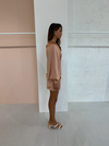 Acler Paringa Dress in Nude
