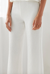 By Johnny Mia Straight Pant in White