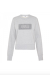 Camilla and Marc Owens Crew in Grey Marle