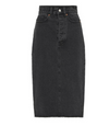 Camilla and Marc Penelope Skirt in Black Grey