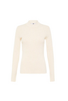Camilla and Marc Mia Knit Top in Off White