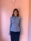 Camilla and Marc Mia Knit Top in Dark Navy