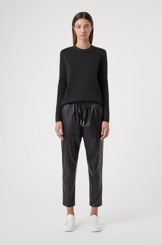Camilla and Marc Zora L/S Tee in Black