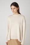 Camilla and Marc Remi Sweater in Oatmeal Melange