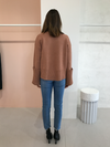 Camilla and Marc Jovanna Knit Top in Cinnamon