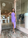 Bec & Bridge Candy Midi Dress in Iris