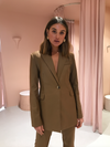 Third Form Formalities Suit Blazer in Camel