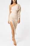 Manning Cartell Zero Gravity Dress in Champagne