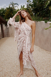 Significant Other Belmond Dress in Snake