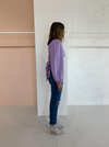 Acler Blackburn Blouse in Lilac