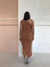 Significant Other Sirene Dress in Chesnut