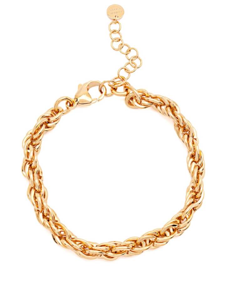 Amber Sceats Bree Bracelet in Gold