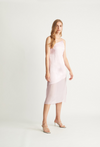 Ginia Luna Dress in Pink