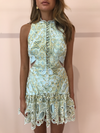 Acler Meredith Dress in New Paisley