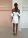 Acler Selkin Dress in Ivory