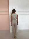 Viktoria and Woods Pendulum Jumpsuit in Natural