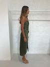 Significant Other Lucine Dress in Khaki