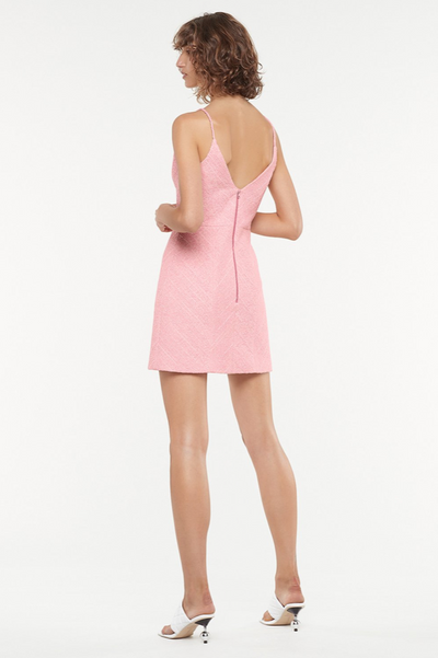 Manning Cartell Girl Code Mini Dress in Pink