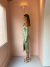 Manning Cartell Style Code Asymmetric Dress in Pistachio