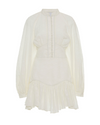 Acler Bastia Dress in Ivory