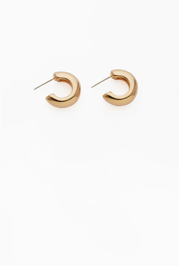 Reliquia Catch 22 Hoops in Gold