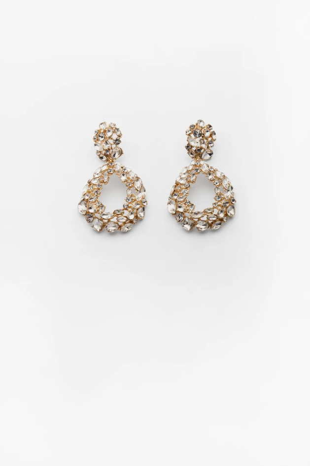 Reliquia Fifth Avenue Earrings in Gold