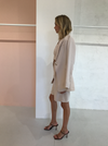 Third Form Le Mode Longline Blazer in Cream