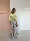 Faithfull the Brand Rose Wide Leg Pants in Venissa Floral Print
