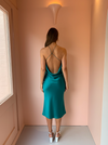 One Fell Swoop Cleo Midi Dress in Jade