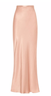 Shona Joy Bias Midi Skirt in Desert Rose