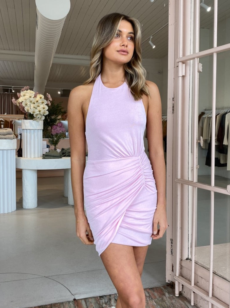Significant Other Arlo Dress In Pink