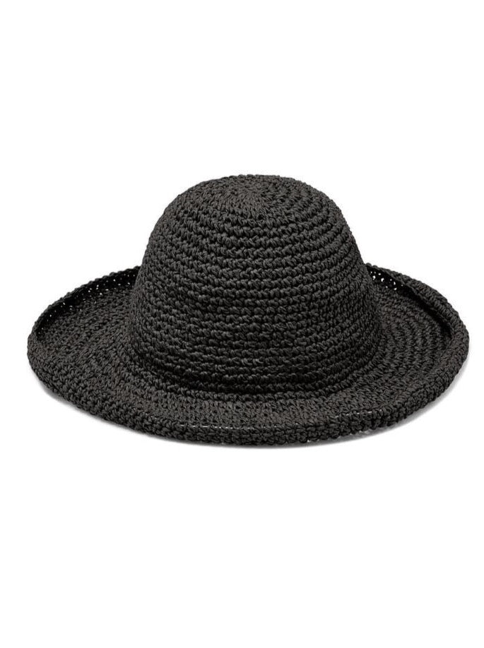 Avenue Savannah Sunhat in Black