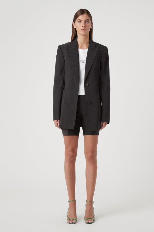 Camilla and Marc Novik Jacket in Black