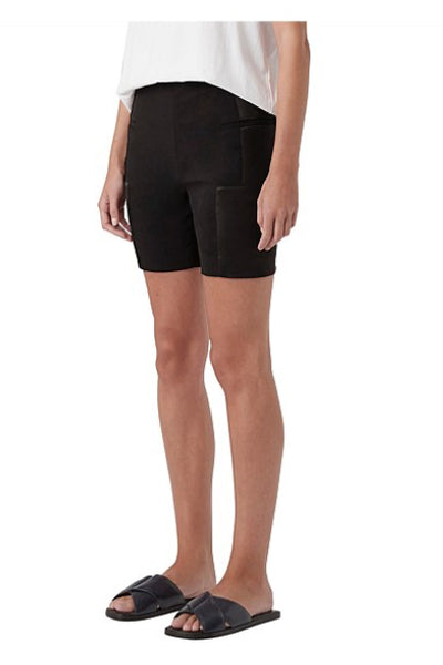 Camilla and Marc Novik Short in Black