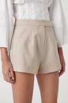 Camilla and Marc Olsen Short in Taupe