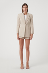 Camilla and Marc Olsen Jacket in Taupe