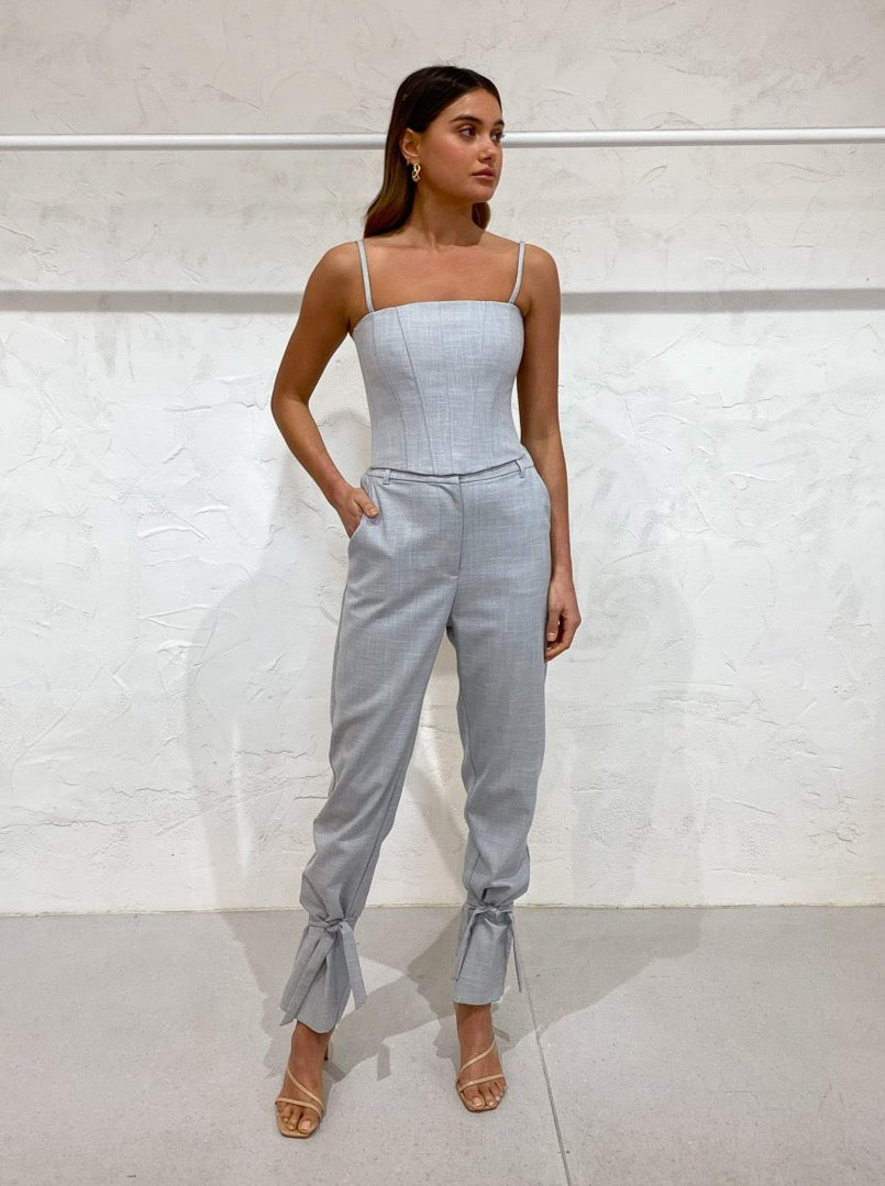 Viktoria & Woods Orwell Pant in Starling Grey
