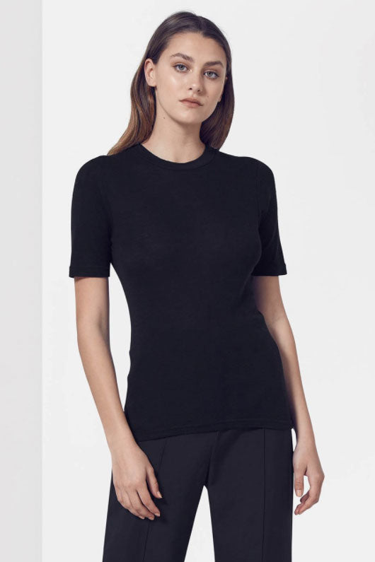 Viktoria and Woods Balance T in Black