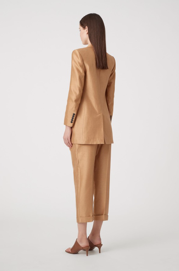 Camilla and Marc Claudette Jacket in Tan