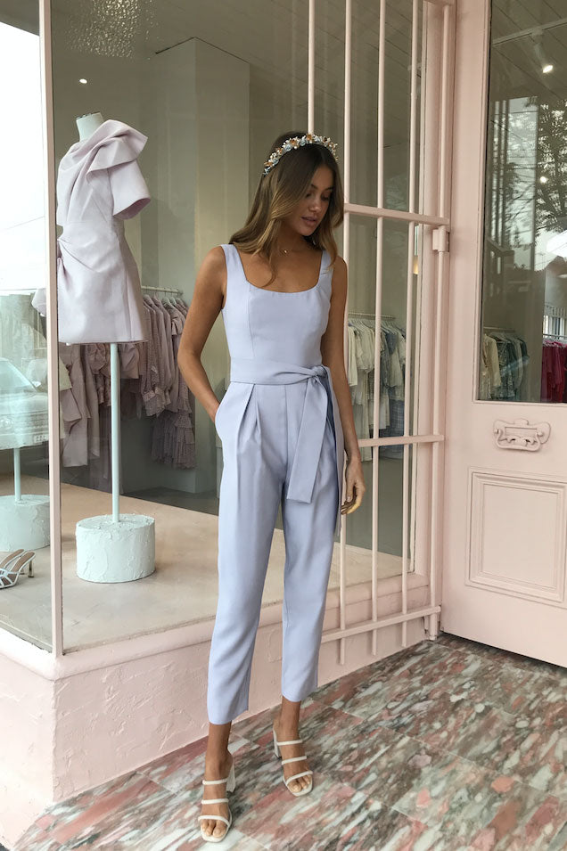 Viktoria and Woods Rhetoric Jumpsuit in Marble