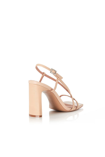 Alias Mae Autumn Heel in Natural Leather