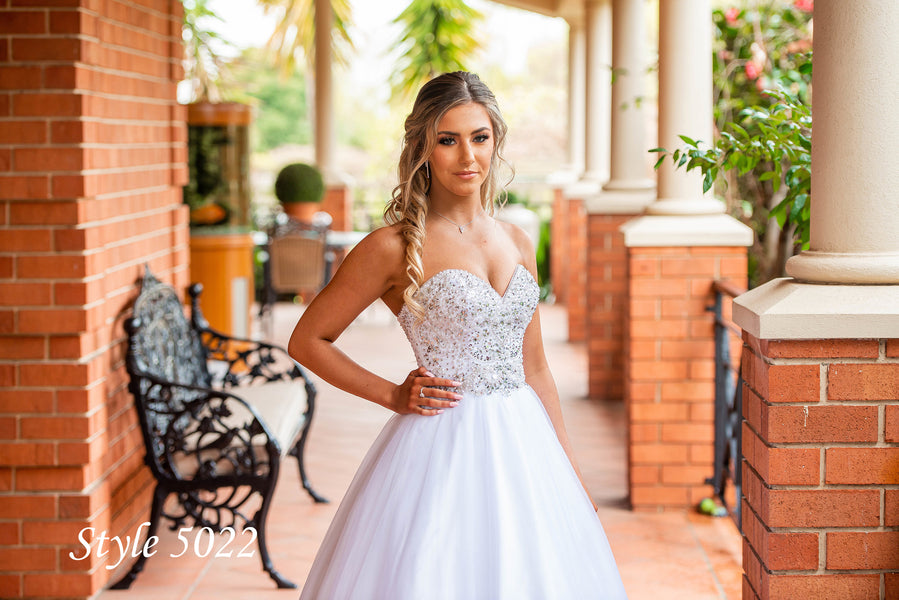 Popular Debutante Ball Gowns - Drop-Dead Gorgeous by Miracle Agency