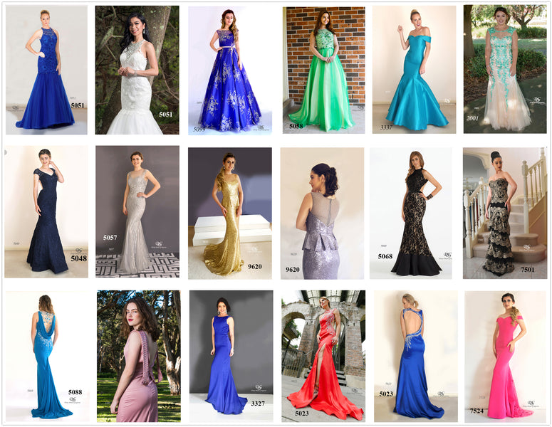 Closing Down SALE - Evening/Formal Gowns