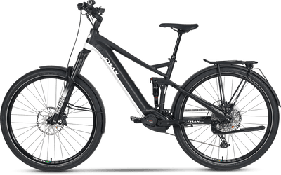 E-Mountainbike 45 km/h von Cylan Cycles