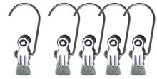 Load image into Gallery viewer, MAWA - K/1 Single Clip Set of 5, Silver